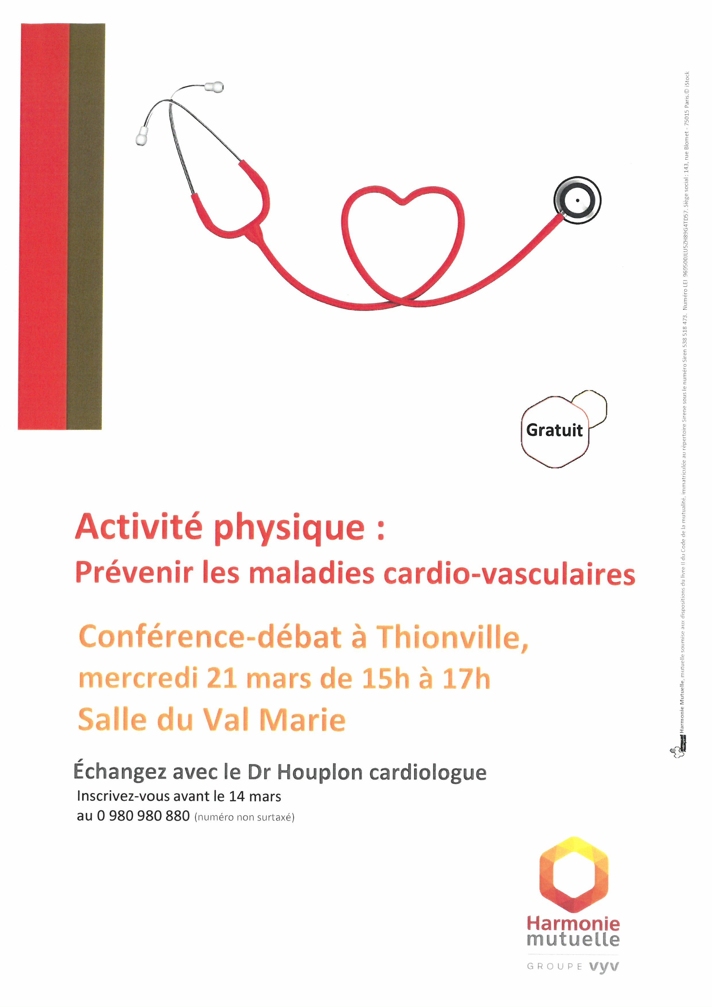 ACTIVITÉS PHYSIQUES PRÉVENIR DES MALADIES CARDIO-VASCULAIRES