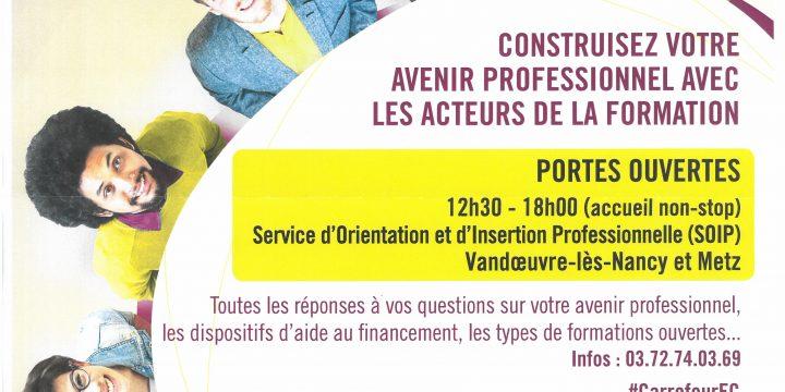 SERVICE D'ORIENTATION ET D'INSERTION PROFESSIONNELLE