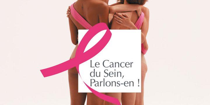 Le cancer du sein parlons en!