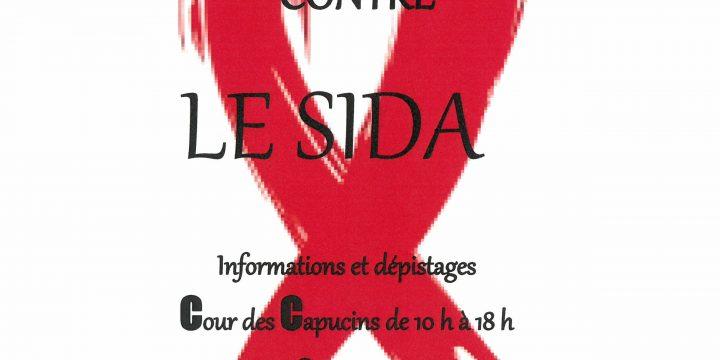 Journée internationale de lutte contre le sida 30 novembre 2018