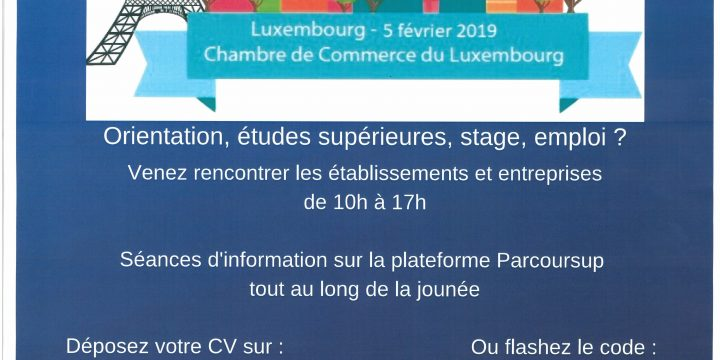 FORUM AU LUXEMBOURG