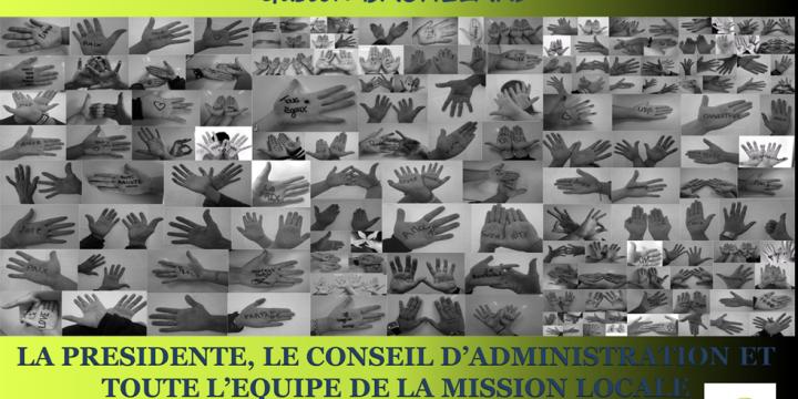 VOEUX DE LA MISSION LOCALE DU NORD MOSELLAN